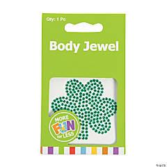 St. Patrick's Day Body Jewels