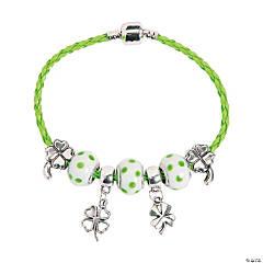 St. Patrick's Day Charm Bracelet Craft Kit