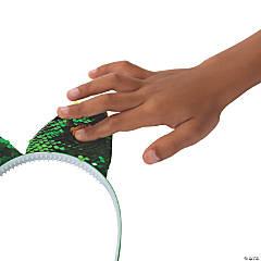 St. Patrick's Day Flipping Sequin Unicorn Headbands