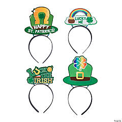 St. Patrick's Day Head Boppers