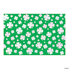 St. Patrick's Day Iridescent Backdrop