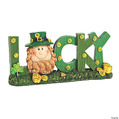 St. Patrick's Day Lucky Table Décor