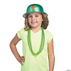 St. Patrick's Day Necklace & Hat Assortment