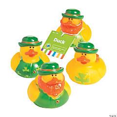 St. Patrick's Day Rubber Duckies PDQ