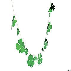 St. Patrick's Day Shamrock Garland