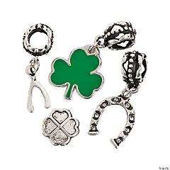 St. Patrick's Large Hole Bead Assortment
