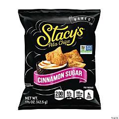 Stacy's Pita Chips Cinnamon Sugar, 1.5 oz, 24 Count