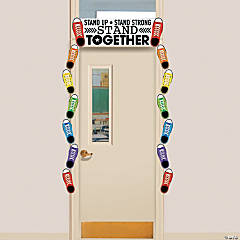 Stand Together Classroom Door Border