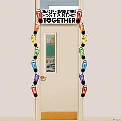 Stand Together Classroom Door Border