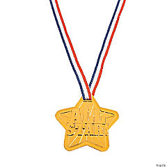 Star Award Medals