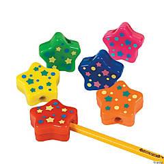 Star Pencil Sharpeners