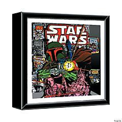 Star Wars™ Boba Fett Shooting Shadow Box