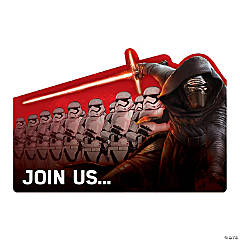 Star Wars™ Episode VII: The Force Awakens Invitations