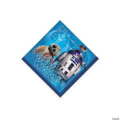 Star Wars™ Episode VIII: The Last Jedi Beverage Paper Napkins