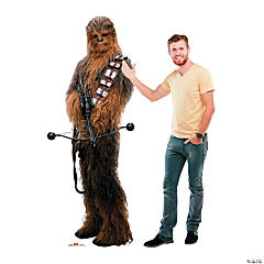 Star Wars™ Episode VIII: The Last Jedi Chewbacca with Bow Stand-Up