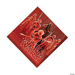 Star Wars™ Episode VIII: The Last Jedi Luncheon Paper Napkins