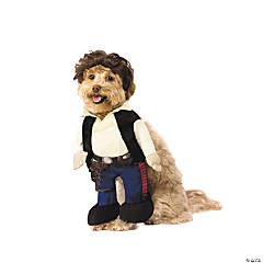 Star Wars™ Han Solo Dog Costume - Extra Large