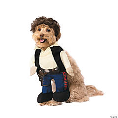 Star Wars™ Han Solo Dog Costume - Large