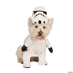 Star Wars™ Stormtrooper Dog Costume - Large