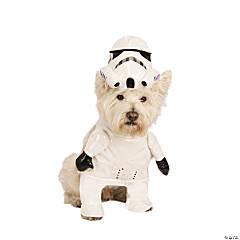 Star Wars™ Stormtrooper Dog Costume - Medium