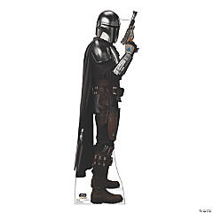 Star Wars™ The Mandalorian™ Beskar Armor Cardboard Stand-Up