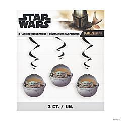 Star Wars™ The Mandalorian™ Hanging Decorations