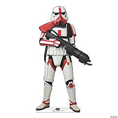 Star Wars™ The Mandalorian™ Incinerator Trooper Cardboard Stand-Up