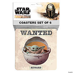 Star Wars™ The Mandalorian™ The Child Coasters