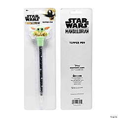 Star Wars™ The Mandalorian™ The Child Pen with Topper