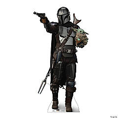 Star Wars™ The Mandalorian™ with The Child Stand-Up
