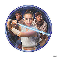Star Wars™ The Rise of Skywalker Paper Dessert Plates - 8 Ct.