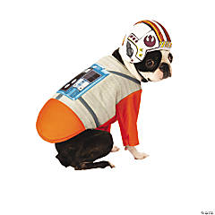 Star Wars™ X-Wing Pilot Dog Costume - Extra Large