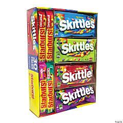 Starburst and Skittles Variety Pack, 30 Count