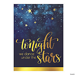 Starry Night Dance Under the Stars Sign