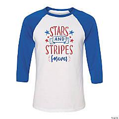Stars & Stripes Adult's T-Shirt