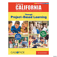 State Studies Project Based Learning Book - California