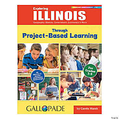 State Studies Project Based Learning Book - Illinois