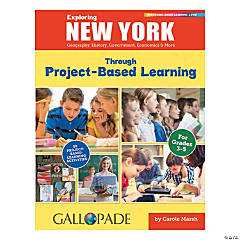 State Studies Project Based Learning Book - New York