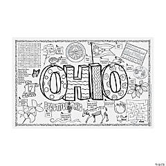 State Symbols and Facts Funsheets: Ohio