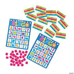 States Premium Bingo Game