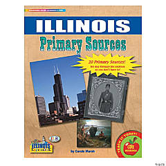 States Primary Sources Pack - Illinois