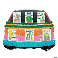 Stay Sharp Car Parade Decorating Kit