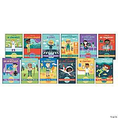 STEAM Careers Mini Bulletin Board Set