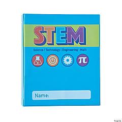 STEM 3-Ring Binders