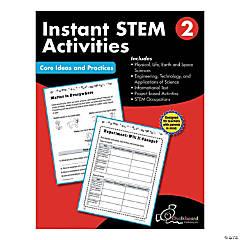 STEM Instant Activities Workbook, Grade 2