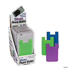 Sticky Cell Phone Credit Card Holder