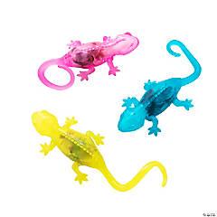 Sticky Lizards with Bugs Splat Toys