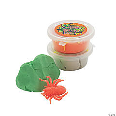 Sticky Sand with Critter Toys