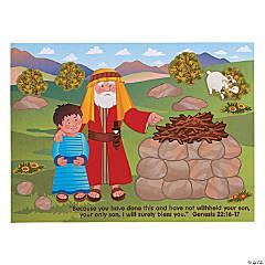 Stories of Abraham Mini Sticker Scenes