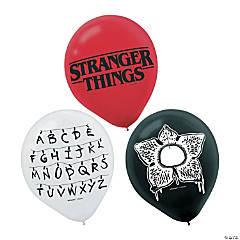 Stranger Things™ Latex Balloons